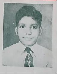 A 13-year-old Ganapathy